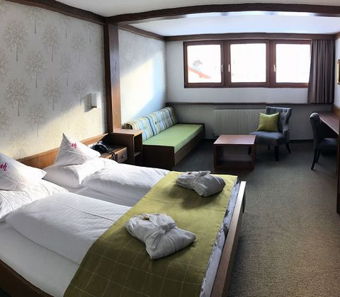 Simply Double room